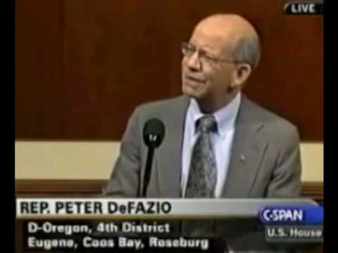 Peter DeFazio - The plan for Continuity of Government (REX 84)