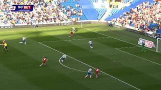 Brighton vs Middlesbrough - Championship 2013/14 Highlights