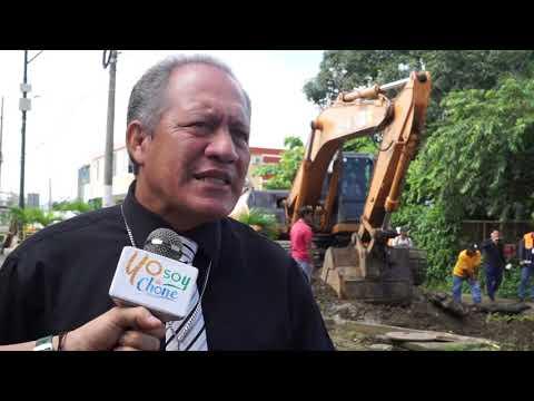 Microinformativo Yo Soy de Chone - Socavón afectó avenida Amazonas