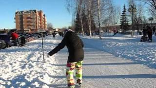 Les Fées patineuses