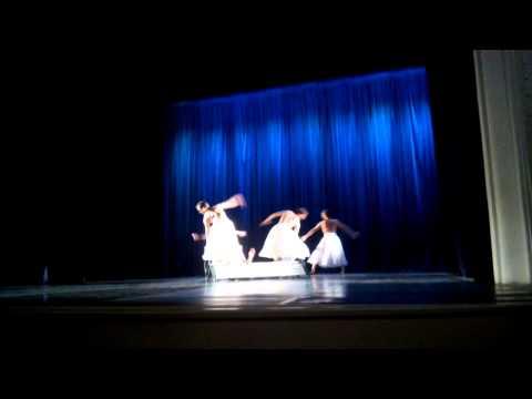 """"""" Marias Sapnis """" Ballet in Latvia - Jekabpils ( 4 guys dancing )"""