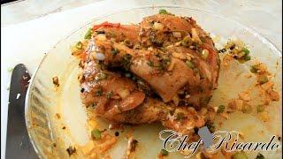 How To Marinate Your  Best Jamaican  Jerk Chicken For Summer