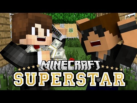 Hollywood Agent | Minecraft Superstar [S1: Ep.5 Minecraft Roleplay Adventure]