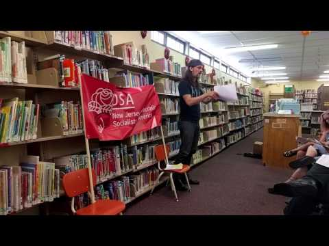 Tim Faust on Single-Payer Healthcare with North NJ DSA