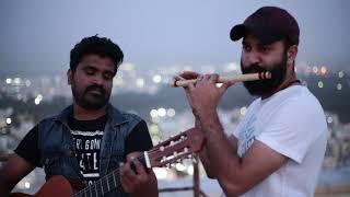 Sunny Austin Ram Chinna Swamy | Flute | Jabilli Kosam Song