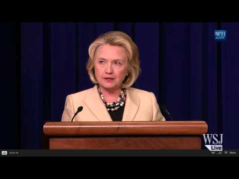 Syria News | Hillary Clinton Backs Military Action in Syria