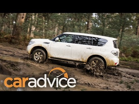 2016 Nissan Patrol Ti review | CarAdvice