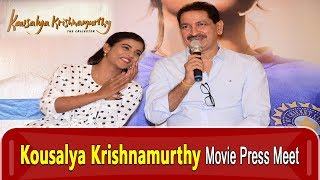 Kousalya Krishnamurthy Movie Team Interacts with Media | #AishwaryaRajesh | TV5