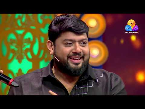 Flowers TV Comedy Utsavam Episode 345