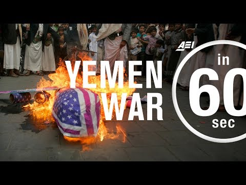 Yemen War: How the conflict affects the United States   IN 60 SECONDS