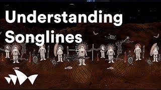 فهم Songlines: 360 تجربة مع رودا روبرتس آو