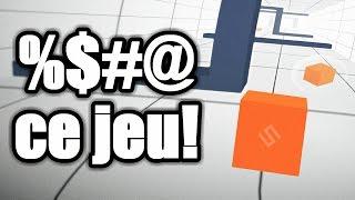 CE JEU ME DONNE LA RAGE! | Velocibox FR