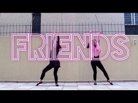 Friends - Marshmello & Anne-Marrie   Coreografia by Batatona