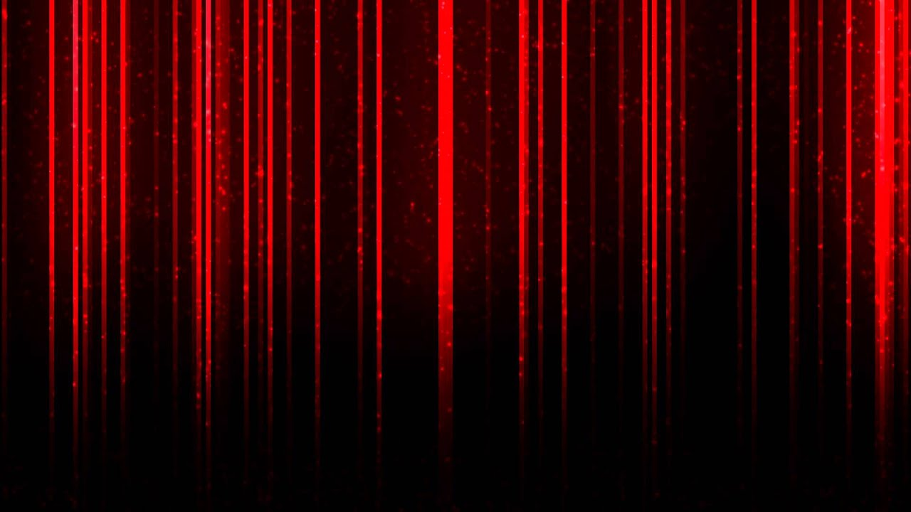 Red Vertical Light Particles Hd Background Loop Youtube