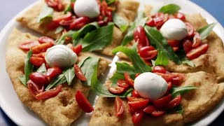Pizza Fritta in Naples' Famous Masardona