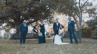 Andrea + Travis | Wedding Highlights | Leonda by the Yarra | Silver Arrow Films