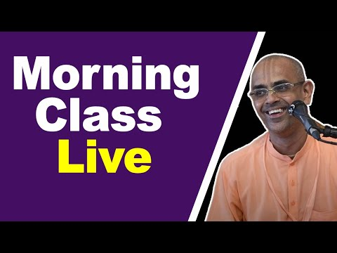 Morning Class by