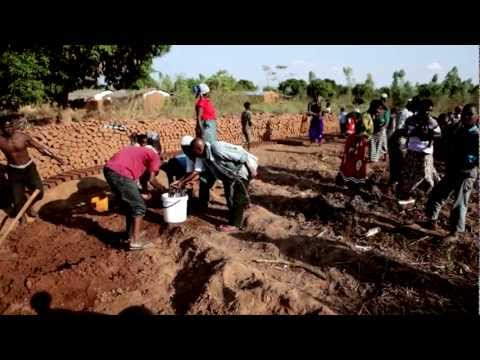 Roger Federer on the Malawi Initiative