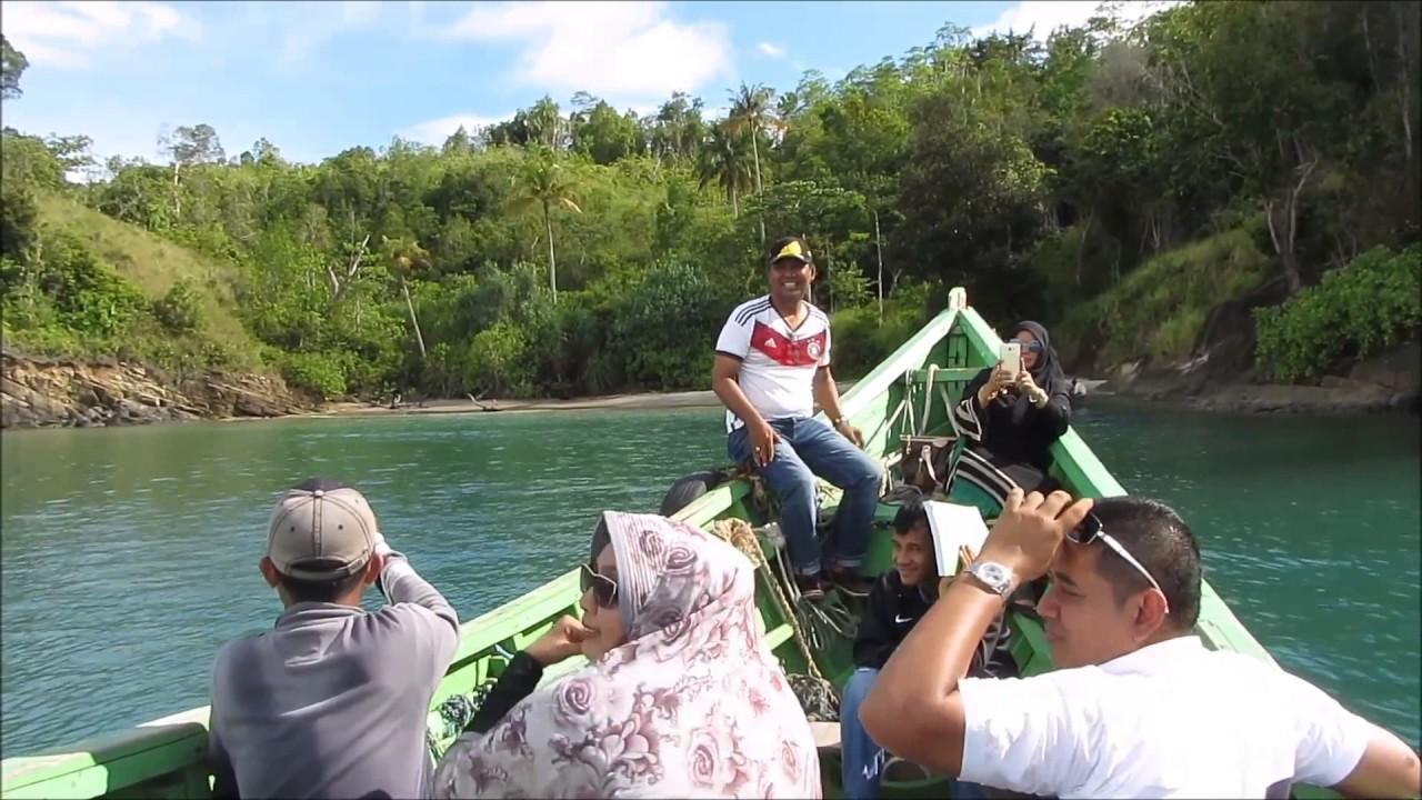 Wisata Pulau Reusam Calang Aceh Jaya Youtube