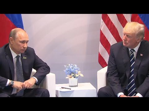 How will Trump and Putin work to address tensions, Syria, and North Korea?