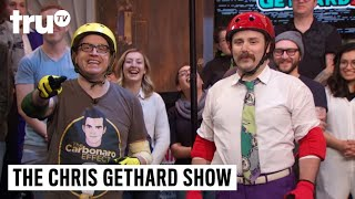 The Chris Gethard Show - Epic No-Budget Obstacle Course   truTV