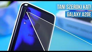 Samsung Galaxy A20e  - Recenzja - Czy POWALCZY z XIAOMI? / Mobileo [PL]