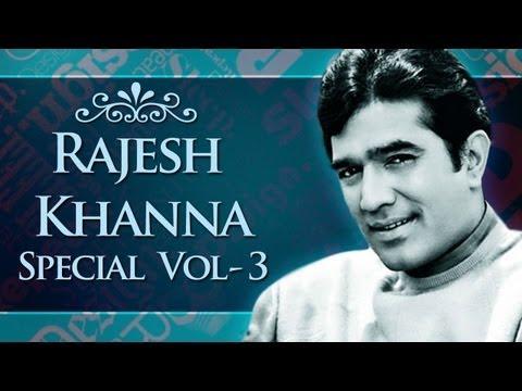 Non Stop Rajesh Khanna Superhit Song Collection (HD)  - Jukebox 3 - Top 10 Rajesh Khanna Songs