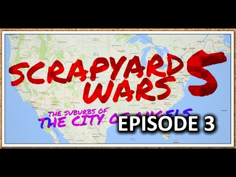 $500 PC TEAM BATTLE - Scrapyard Wars Season 5 - Ep3