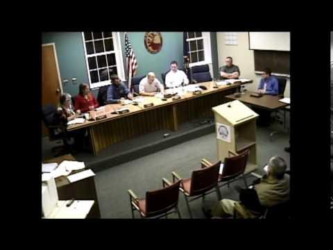February 23, 2015 Caribou City Council