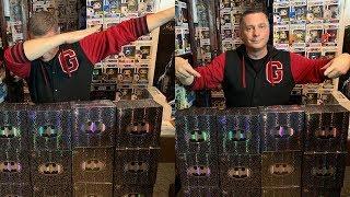 Unboxing Dc Gamestop Mystery Boxes - Gamer Batman & Joker