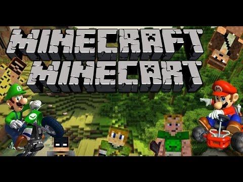 Minecraft Sammelspiele