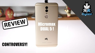 Micromax Dual 5 Full Review - End the Controversy !