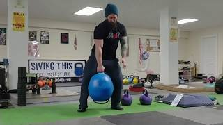 WATCH YOUR FACE ! A Kettlebell Complex for Shoulders and Pressing Endurance