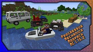 Progressus Mechanica modpack: Introduction