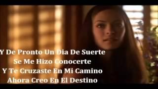 Alejandra Guzman - Un Dia Con Suerte con letra