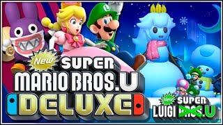 La moneda escondida!!! | 08 | New Super Mario Bros. U Deluxe (New Super Luigi U)