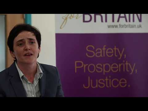 Anne Marie Waters UKIP Campaign Launch: Full Speech