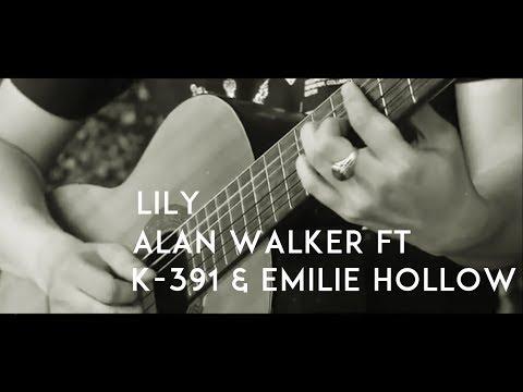 Alan Walker - Lily ( Acoustic Karaoke / Backing Track )