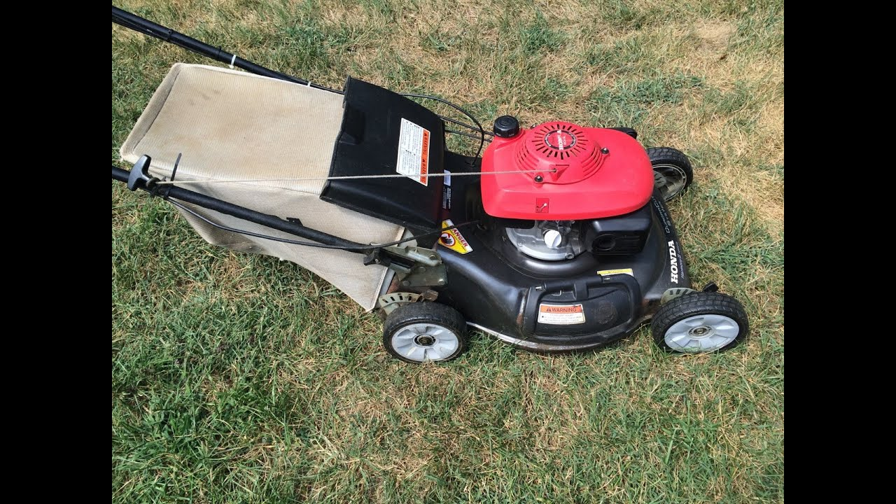 honda lawn mower manual pdf