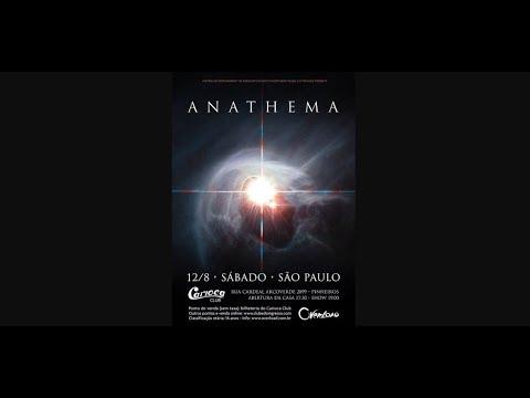 Anathema - São Paulo - Carioca Club - 12/08/2017 (Full Concert - HQ Audio)