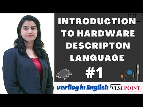Introduction to HDL   What is HDL?   #1   Verilog in English