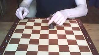 Шахматы для начинающих 7 урок :  два лопушка