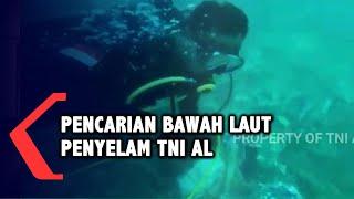 Penampakan Serpihan Pesawat Sriwijaya Air Hancur di Dasar Laut