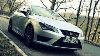 SEAT Leon CUPRA 2014 Videos