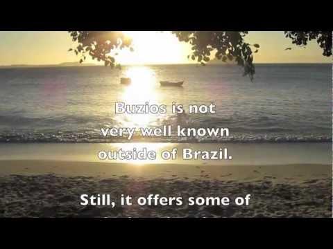 Travel to Buzios Brazil, Beautiful Beach Town Near Rio de Janeiro