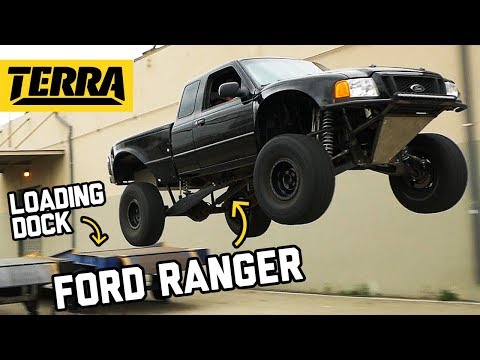 BUILT TO DESTROY: Cleanest Ford Ranger in Fullerton, CA