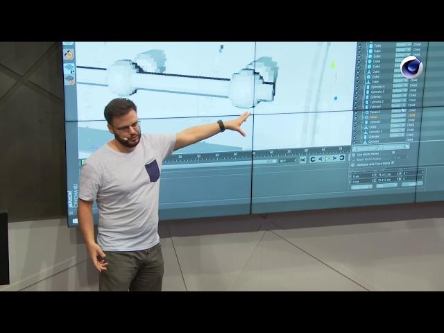 IBC 2018 Rewind: Matthias Zabiegly (Aixsponza) – Design Direction for Film, TVC & Online