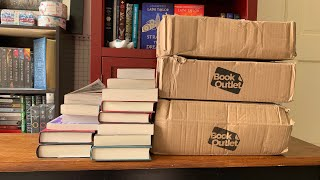 Another Book Haul And Unboxing GIVEAWAY