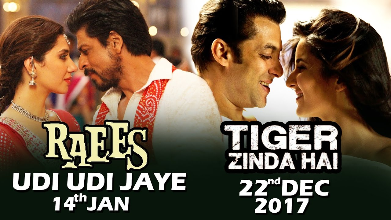 Tiger Zinda Hai Movie Song: Udi Udi Jaye GARBA Song Out -Raees Shahrukh-Mahira, Salman