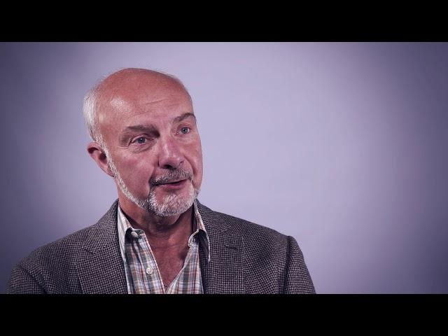 A UK Biobank participant testimonial